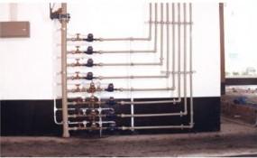 PP-R聚丙烯冷热水管道系统